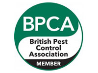 Fully Accredited Member of the BPCA (British Pest Control Association)