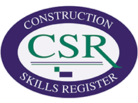 CSR Card Holder (Construction Skills Register)