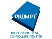 Basis Prompt member (Professional Pest Controllers Register)
